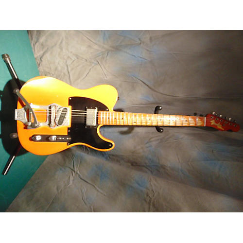 Fender 2012 1952 TELECASTER RELIC MASTERBUILT Solid Body Electric Guitar