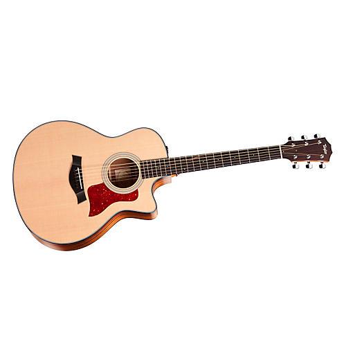 Taylor 2012 316ce-LTD Spring Limited Edition Koa Grand Symphony Acoustic-Electric Guitar