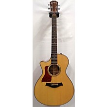 Taylor 2012 512CE Left Handed Acoustic Electric Guitar