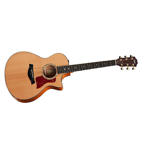 Taylor 2012 512ce Mahogany/Cedar Grand Concert Acoustic-Electric Guitar