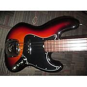 Fender 2012 AMERICAN STANDARD JAZZ 2012 FRETLESS Electric Bass Guitar