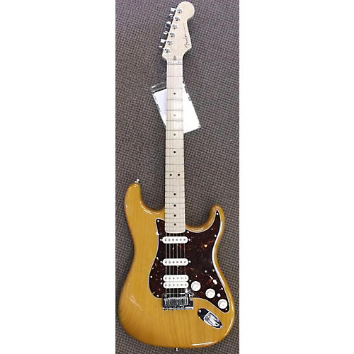 Fender 2012 American Deluxe Stratocaster HSS Solid Body Electric Guitar