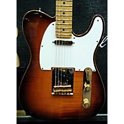 Fender 2012 American Select Telecaster Flame Maple Top Chambered Ash Body Hollow Body Electric Guitar