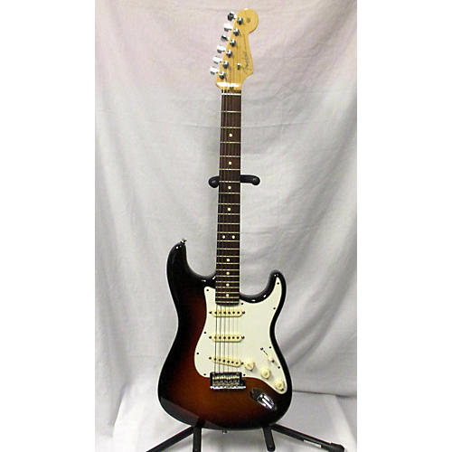 Fender 2012 American Standard Stratocaster Solid Body Electric Guitar-thumbnail