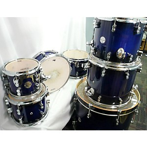 Click here to buy Pre-owned PDP by DW 2012 CONCEPT Drum Kit by PDP by DW.