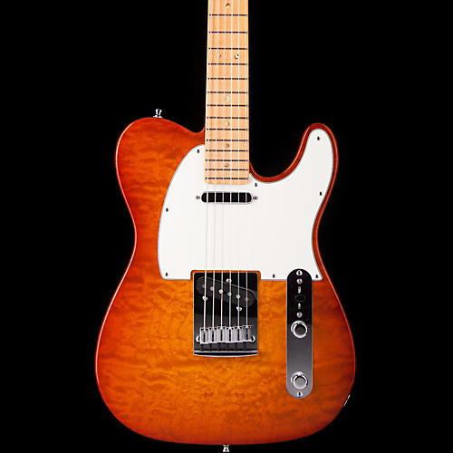 Fender Custom Shop 2012 Custom Deluxe Telecaster Electric Guitar