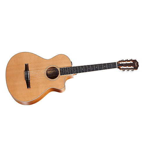 Taylor 2012 Fall Limited Grand Concert Nylon String Acoustic-Electric Guitar Natural