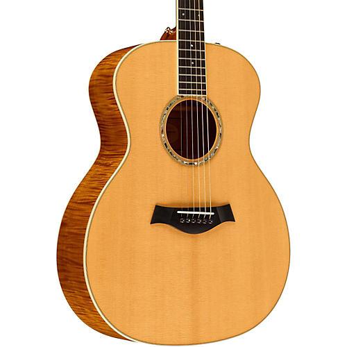 Taylor 2012 GA6e-L Maple/Spruce Grand Auditorium Left-Handed Acoustic-Electric Guitar-thumbnail
