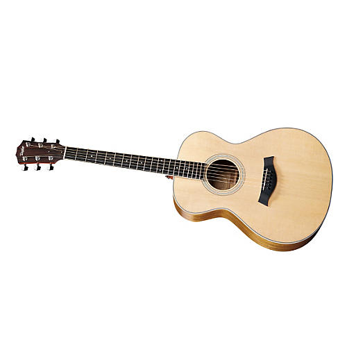 Taylor 2012 GC4-L Ovangkol/Spruce Grand Concert Left-Handed Acoustic Guitar-thumbnail