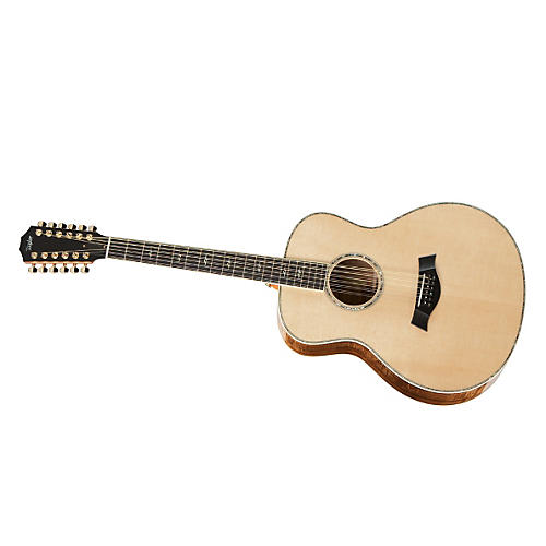 Taylor 2012 GS-K-12-L Koa/Spruce Grand Symphony 12 String Left-Handed Acoustic Guitar