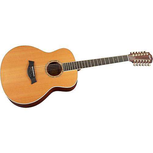 Taylor 2012 GS5-12 Mahogany/Cedar Grand Symphony 12-String Acoustic Guitar-thumbnail