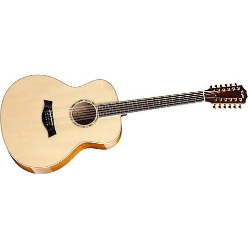 Taylor 2012 GS6-12-L Maple/Spruce Grand Symphony 12- Left-Handed Acoustic G