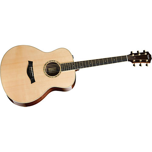 Taylor 2012 GS8e-L Rosewood/Spruce Grand Symphony Left-Handed Acoustic-Electric Guitar-thumbnail
