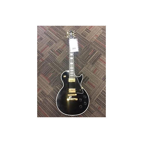 Gibson 2012 Les Paul Custom Solid Body Electric Guitar Black