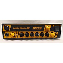 Markbass 2012 Little Mark III 500W Bass Amp Head