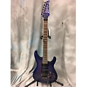 Ibanez 2012 S570DXQM S Series Solid Body Electric Guitar