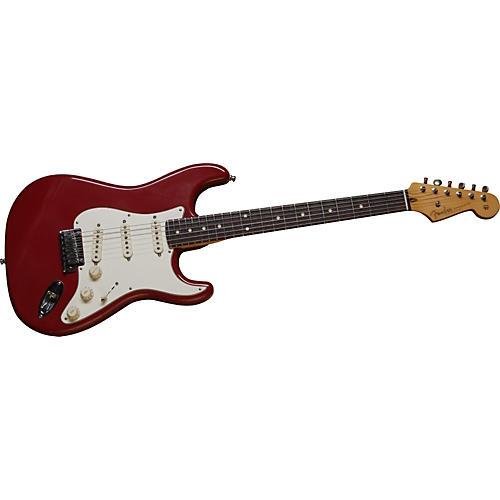Fender Custom Shop 2012 Stratocaster Pro Closet Classic Electric Guitar Dakota Red Rosewood Fretboard