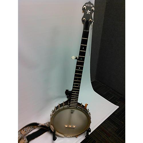 used deering 2012 vega senator banjo guitar center. Black Bedroom Furniture Sets. Home Design Ideas
