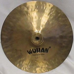Pre-owned Wuhan 2013 12 inch China Cymbal by Wuhan
