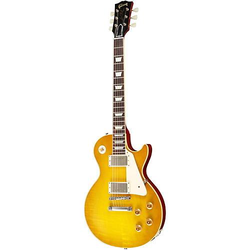 Gibson Custom 2013 1958 Les Paul Plaintop 2013 VOS LB Lemonburst