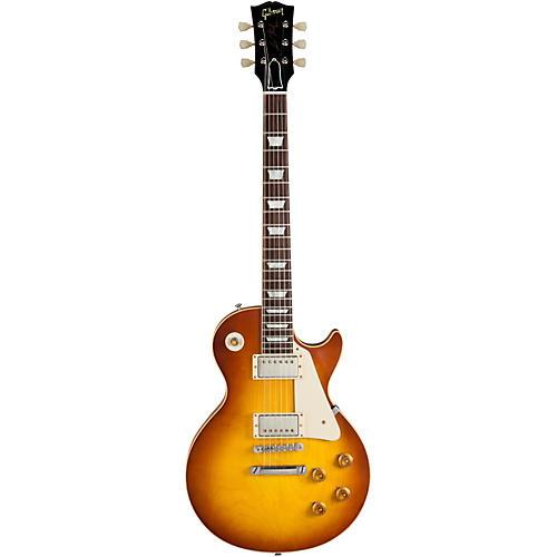 Gibson Custom 2013 1958 Les Paul Standard Historic Reissue VOS Plaintop Iced Tea