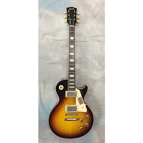 Gibson 2013 1958 Les Paul VOS Solid Body Electric Guitar-thumbnail
