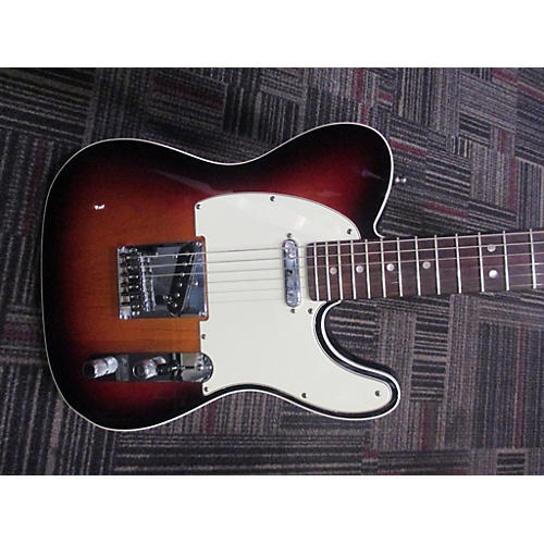 Fender 2013 American Deluxe Telecaster Solid Body Electric Guitar-thumbnail