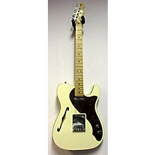 Fender 2013 American Deluxe Telecaster Thinline Hollow Body Electric Guitar