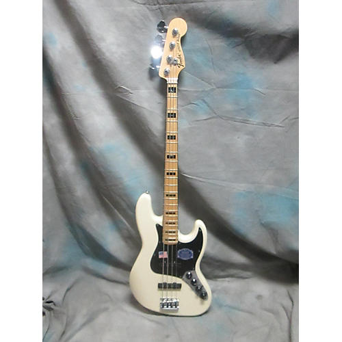 used fender 2013 american jazz deluxe passive active electric bass guitar guitar center. Black Bedroom Furniture Sets. Home Design Ideas