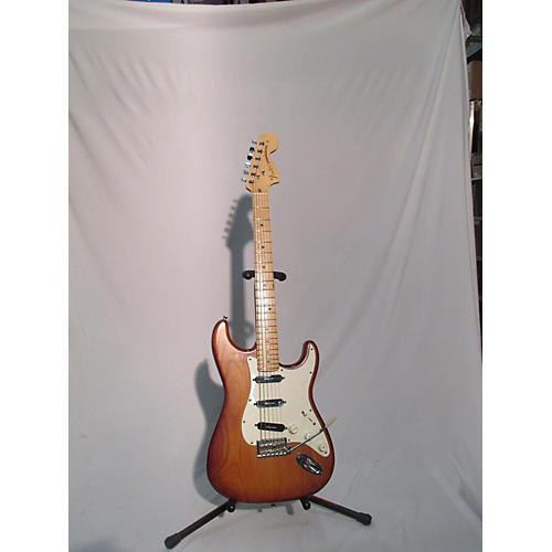 Fender 2013 American Nitro Satin Stratocaster Solid Body Electric Guitar