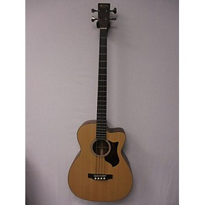 Pre-owned Martin 2013 BCPA4 Acoustic Electric Acoustic Bass Guitar by Martin