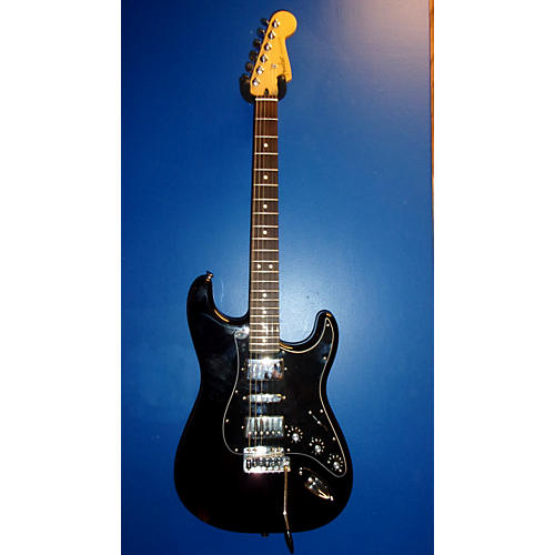 Fender 2013 Blacktop Stratocaster HSH Solid Body Electric Guitar