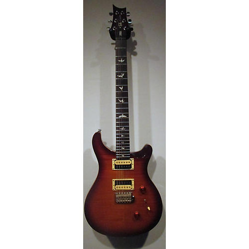 PRS 2013 CM4TS SE Custom 24 Solid Body Electric Guitar