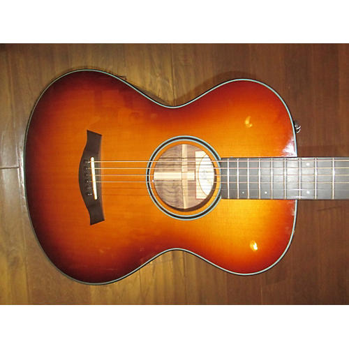 Taylor 2013 CUSTOM TF Acoustic Electric Guitar SHADED EDGE BURST