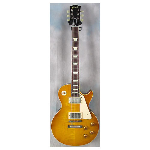 Gibson 2013 Collector's Choice #15 Greg Martin Les Paul Solid Body Electric Guitar-thumbnail