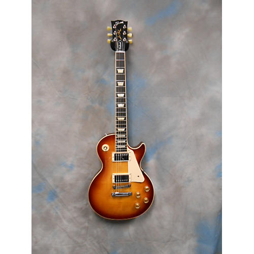 Gibson 2013 Les Paul Tradiitional Solid Body Electric Guitar-thumbnail