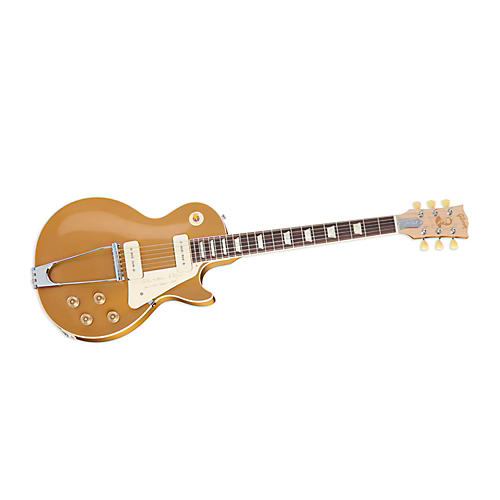 Gibson 2013 Les Paul Tribute to Les Electric Guitar Bullion Gold