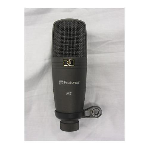 used presonus 2013 m7 condenser microphone guitar center