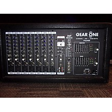 Gear One 2013 PA2400 Powered Mixer