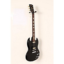 2013 SG Tribute Future Min-ETune Electric Guitar Level 2 Ebony 190839009012