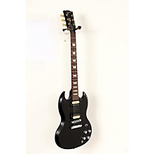 2013 SG Tribute Future Min-ETune Electric Guitar Level 2 Ebony 190839020055