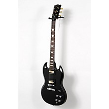 2013 SG Tribute Future Min-ETune Electric Guitar Level 2 Ebony 190839022226