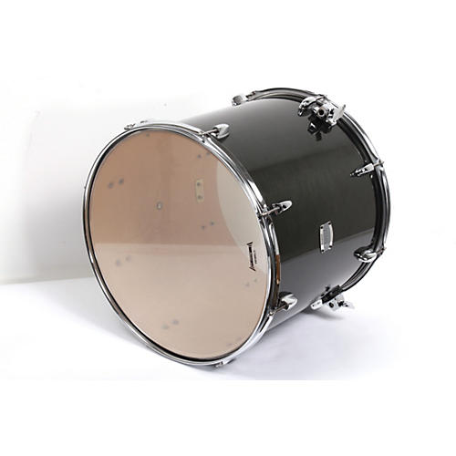 Yamaha 2013 Stage Custom Birch Floor Tom 18 x 16 in. Raven Black