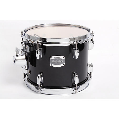 Yamaha 2013 Stage Custom Birch Tom 10 x 8 in. Raven Black
