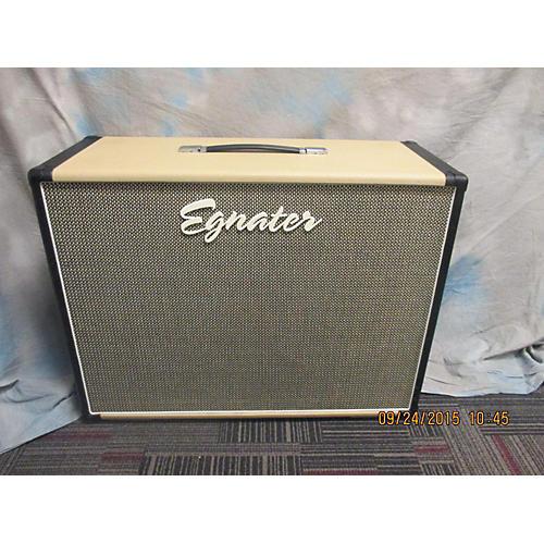Egnater 2013 Tourmaster 212X 2x12 Guitar Cabinet Tan