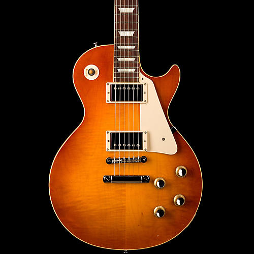 Gibson Custom 2014 1960 Les Paul Plaintop Reissue Electric Guitar