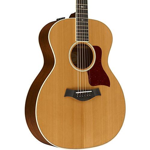 Taylor 2014 500 Series 514e Grand Auditorium Acoustic-Electric Guitar Medium Brown Stain