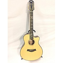 Taylor 2014 956CE 12 String Acoustic Electric Guitar