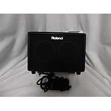 Roland 2014 AC33 30W Stereo Acoustic Guitar Combo Amp