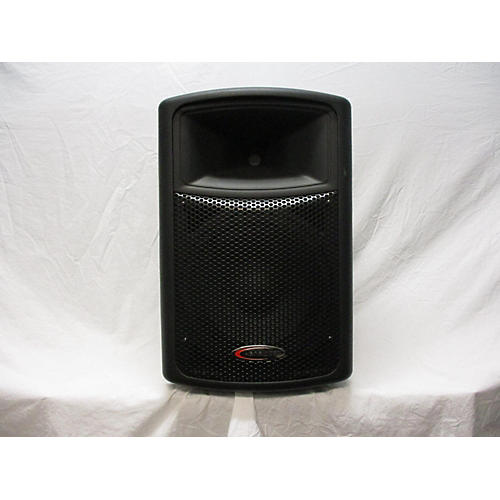 used harbinger 2014 aps12 powered speaker guitar center. Black Bedroom Furniture Sets. Home Design Ideas